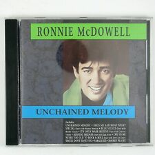 RONNIE MCDOWELL Unchained Melody CD 1991 COUNTRY ROCK NM NM