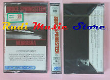 MC BRUCE SPRINGSTEEN Nebraska 1982 CBS 40-25100 SIGILLATA cd lp dvd vhs