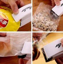 1PC Insta Magic Sealer Plastic Bags Household Sealing Machine Portable Food %&