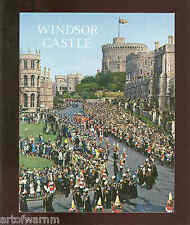 THE PICTORIAL HISTORY OF WINDSOR CASTLE    1974  sb