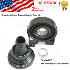Driveshaft Center Support Bearing Boot Kit For VW Touareg Porsche Cayenne 03-10