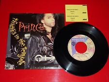 """7"""" VINYL - PRINCE - THIEVES IN THE TEMPLE - JUKEBOX ISSUE WITH INDEX LABELS"""