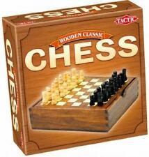 Tactic Games - juego completo de ajedrez 2 jugadores (tactic 14024) importado