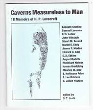 CAVERNS MEASURELESS TO MAN - Necronomicon Press H.P. Lovecraft fanzine 1st print