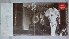 "JAPAN – Gentlemen Take Polaroids - AUTOGRAPHED EDITION 2 x 7"" Virgin – VS 379"