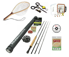 "NEW! ORVIS Clearwater 905-4 9'0"" 5wt Fly Fishing Outfit Package ON SALE!"