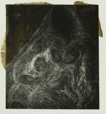 Joan Lewis - Contemporary Etching, Nativity