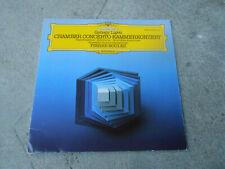 LIGETI-CHAMBER CONCERTO-BOULEZ-LP-IMP-GERMANY-DG 410651 1-NM