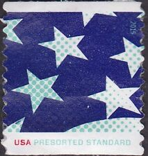 US - 2015 - (10 Cents) Non-Denominated Stars & Stripes Flag Presort Issue #4962