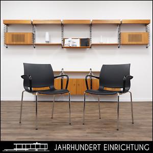 "KUSCH+CO   UNI_VERSO   ""2er Set""   Armlehnstühle stapelbar   Design Chair"