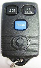 OEM Mazda keyless remote entry clicker transmitter BN8P675RY / GM9A675RY keyfob