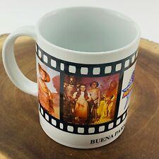 Vintage Movieland Wax Museum Coffee Mug Buena Park CA | NOS