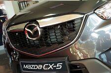 Mazda  CX-5 2011-03.2015  Chrom Grill Leisten EDELSTAHL Hochglanz oder Matt