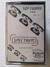 ZX SPECTRUM 48K AQUAPLANE