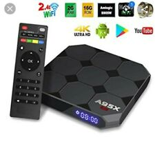 A95X R2 2Gb +16Gb Android Tv Box S905W Quad Core WiFi 4K Media Streaming Player