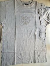 VTG MCM Mode Creation Munchen Logo Tshirt size 5 apc helmut lang raf simons RARE