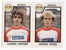 figurina CALCIATORI PANINI 1982/83 NEW numero 491 MONZA CASTIONI PAPAIS