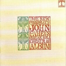 The New Possibility: John Fahey's Guitar Soli Christmas Album/Christmas With John Fahey, Vo by John Fahey (CD, Oct-2000, Ace (Label))