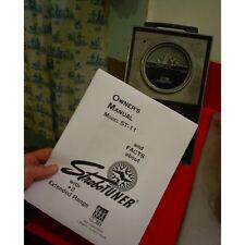 Owners Manual Vintage Conn Strobotuner Model St-11 Reprint