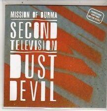 (DB901) Mission Of Burma, Second Television - 2012 DJ CD