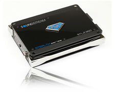 SOUNDSTREAM stl2.350, STEALTH 2-CHANNEL CLASSE A / B AMPLIFICATORE AUTO ULTRA SMALL AMP