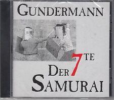Gerhard Gundermann & Seilschaft - Der siebte Samurai, CD Neu