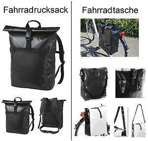 Fahrradtasche Gepäckträgertasche Kurierrucksack Wasserdicht LKW Plane Fahrrad