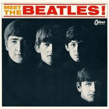 CD musicali pop The Beatles