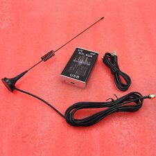 USB Tuner Receiver R820T2 + 8232 Ham Radio 100KHz-1.7GHz Full Band UV HF RTL-SDR