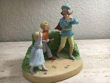 "Danbury Mint The 12 Fairy Tale Figurine Le ""The Pied Piper"""