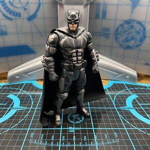 """Mattel DC Multiverse Justice League TACTICAL SUIT BATMAN 6"""" Action Figure"""