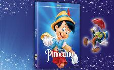 PINOCCHIO repack 2015 Classici Disney -DVD sigillato EDICOLA slipcover