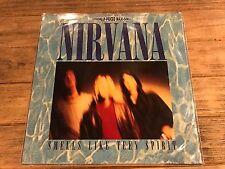 Rare Vinyl - Nirvana - Smells Like Teen Spirit