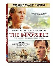 The Impossible Naomi Watts, Ewan McGregor (Format: DVD)   Rated: PG-13