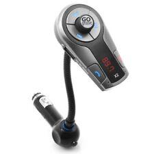 GOgroove FlexSMART X2 Bluetooth Wireless In-Car FM Transmitter + USB Charging
