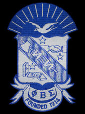 Phi Beta Sigma Fraternity Emblem- 5 Inches-New!