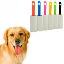 Clothes Furniture Sticky Lint Fluff Roller Pet Dog Cat Hair Remover Brush Dust