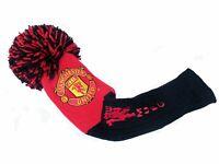 Manchester United Pom Pom Fairway Golf Headcover