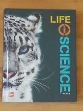 McGraw-Hill life science 7th grade student Edition textbook & reading essentials