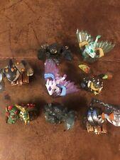 Skylanders Earth Bundle Rare Collectables Spyros Adventure Trap Team Flash wing
