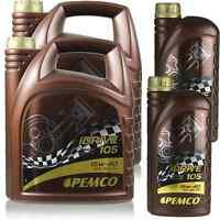 12 Litro PEMCO idrive 105 15W-40 olio motore Api Sg / CD Eingine
