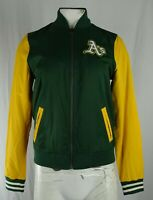 Oakland Athletics MLB Women's Full-Zip Jacket