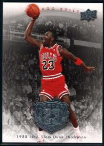 2009-10 Upper Deck Michael Jordan Legacy Collection - Pick A Card