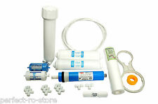 For KENT GRAND PLUS RO WATER Purifier COMPLETE SERVICE KIT +75 GPD DOW MEMBRANE