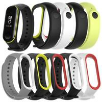 Soft Silicone Porous Watch Band Bracelet Wrist Strap for Xiaomi Mi Band 3