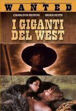 Dvd I GIGANTI DEL WEST - (1980) ** Western **   ......NUOVO