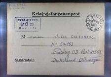 Camp Stalag IID Stargard 1940 POW Prisoner of War Kriegsgefangenenpost L29c