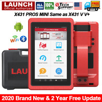 LAUNCH X431 Pros Mini V Automotive OBD2 Scanner Diagnostic Tool ECU Key Coding