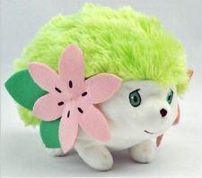 "Pocket Monster 9"" Pokemon Shaymin Soft Plush Stuffed Toy Doll kids Child gift"
