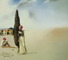 Salvador Dali Athena Giclee Art Paper Print Paintings Poster Reproduction